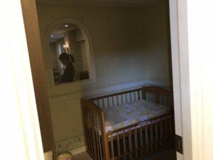 アニベルセルチャペル内の子供部屋