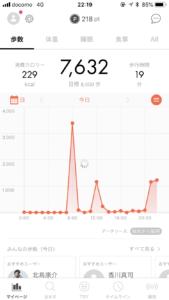 Finc健康アプリ歩くだけでポイントがもらえる